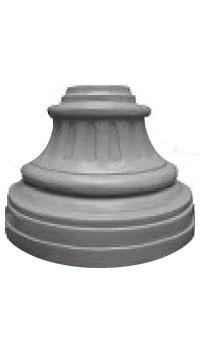 Base de pedestal (3) – BP MITOR