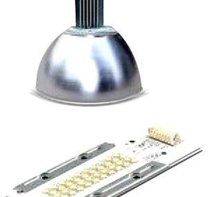 Luminario Industrial Leds – Campana circular Highbay
